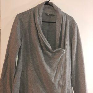Northface Double breasted shawl neck jacket